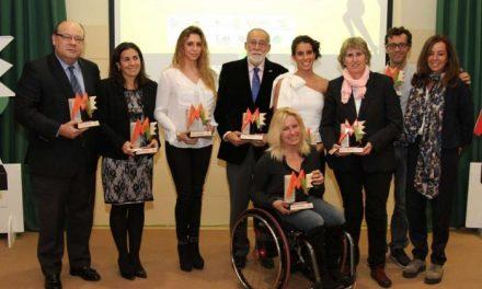 La consejera de Educación y Empleo destaca el papel de la mujer en el deporte extremeño