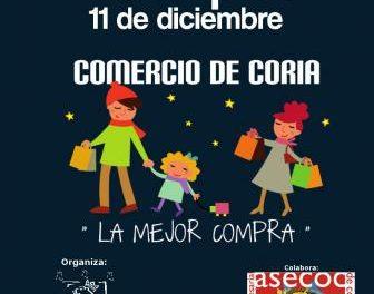 Los comercios de Coria abrirán sus puertas hasta la medianoche de este viernes con descuentos y ofertas