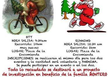 La San Silvestre 2015 de Moraleja tendrá carácter solidario y contará con dos pruebas deportivas