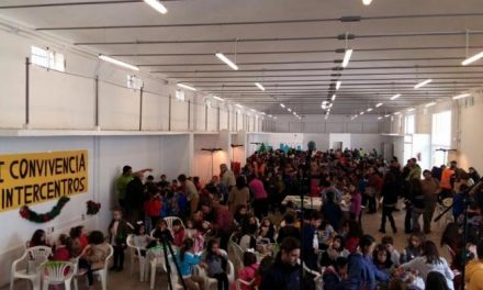 Cerca de 400 menores participan en la I Convivencia Intercentros Escolares Villa de Moraleja