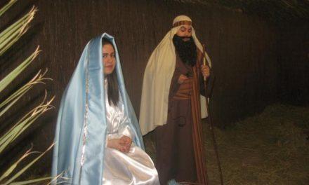Cientos de personas disfrutaron del Belén tradicional en el casco antiguo de Coria