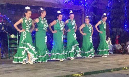 """La """"Nochebuena Flamenca Bajo las Estrellas"""" congrega a numeroso público en Moraleja"""