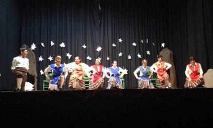 Cientos de personas participan en el I Festival de Villancicos celebrado en Moraleja