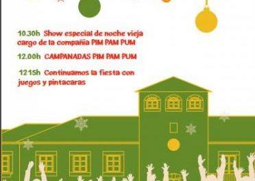 El Ayuntamiento de Coria celebrará la «Nochevieja infantil» en la Plaza de San Pedro con música y juegos