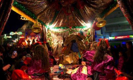 La cabalgata de los Reyes Magos contará con un fin de fiesta en la Plaza de Toros de Moraleja