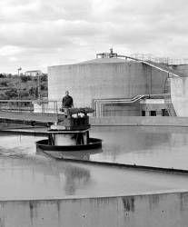 Vía libre al proyecto para reformar la depuradora de aguas residuales que se encuentra en Almendralejo