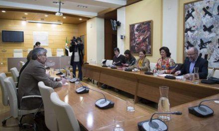La Junta concluye la primera ronda de contactos con los grupos parlamentarios sobre los  Presupuestos de 2016