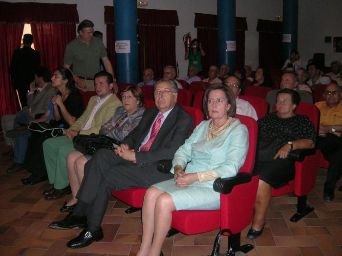 Guijarro destaca en Moraleja el esfuerzo de los extremeños en los últimos 25 años para salir del «vagón de cola»
