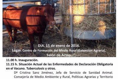 Moraleja acogerá este viernes una jornada informativa sobre enfermedades de ganado y ayudas agrarias