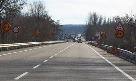 Las obras de la entrada a Coria por la carretera EX-109 finalizarán en un plazo aproximado de 3 meses