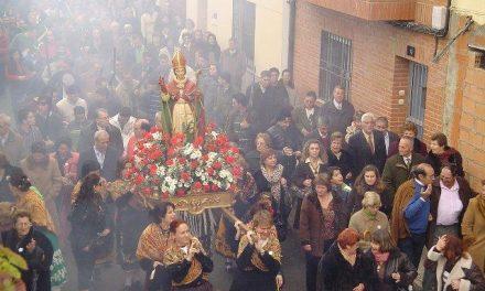 Moraleja celebrará a partir del próximo martes las fiestas de San Blas con procesiones, degustaciones y música