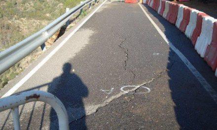 Diputación de Cáceres asegura que ya está en marcha el expediente de mejora de la carretera CC-166