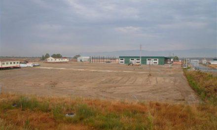 Comienzan las obras de la fábrica de galvanizados de Casatejada, que generará 35 puestos de trabajo directos