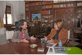La Audiencia Provincial de Cáceres y Diputación estudian elaborar un protocolo contra desahucios