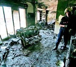 Los bomberos de Badajoz enseñarán a los vecinos de los poblados a protegerse en los incendios