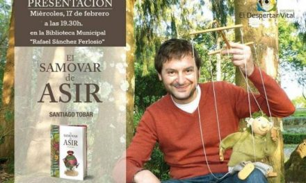 Coria apuesta por la literatura con la presentación de la novela El Samovar de Asir el próximo día 17