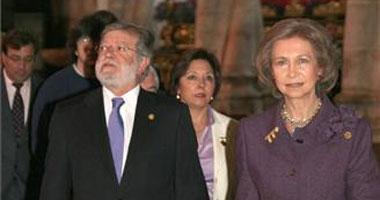 El Consejo de Gobierno concede la Medalla de Extremadura a la Reina y a Rodríguez Ibarra