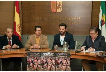 El Gran Premio Cáceres de Campo a Través espera reunir este domingo a más de 1.000 atletas