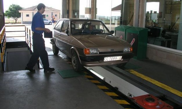 La Inspección Técnica de Vehículos de Coria ha revisado 5.584 vehículos durante el primer semestre