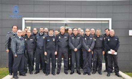 La Policía española y portuguesa refuerzan su cooperación transfronteriza en Extremadura