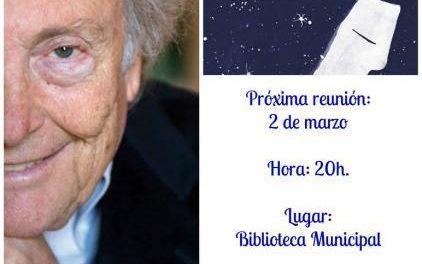 La biblioteca de Coria acogerá este miércoles un encuentro literario sobre Eduardo Punset