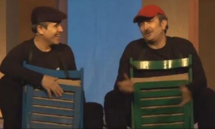 """El espectáculo """"Sillas: una comedia que te sentará muy bien"""" llega este viernes a la Casa de Cultura de Coria"""