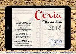 Coria Maravillosa pondrá en valor este jueves el seminario de la mano del técnico Óscar García Ballestero