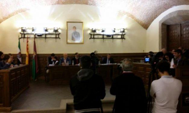 El Ayuntamiento de Plasencia da luz verde a unos presupuestos de más de 34 millones de euros