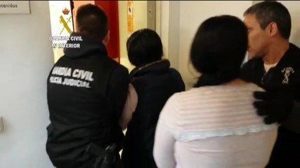 La Guardia Civil detiene en Trujillo a tres personas acusadas de hurtar más de 120.000 euros