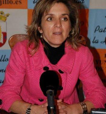 La socialista María Curiel será la nueva alcaldesa de Trujillo en sustitución de José Antonio Redondo