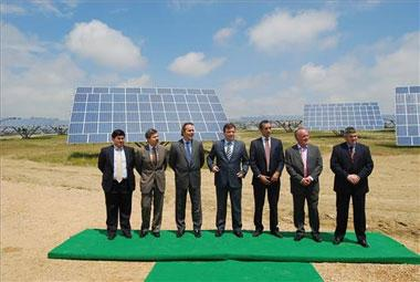 Abertura acoge una de las plantas fotovoltaicas más grandes del mundo con una producción de 47.400 Mw