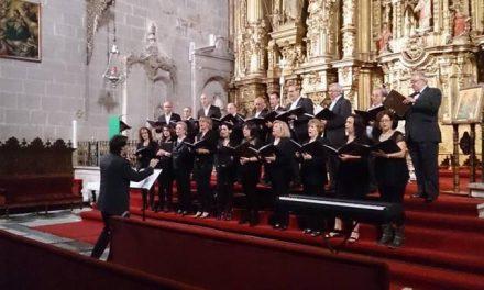 La Coral Cauriense presentará  su nuevo repertorio en el pregón de la Semana Santa de Coria