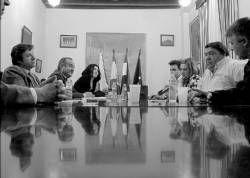 La Coordinadora de Empresarios y el consistorio de Almendralejo proyectan crear un centro de negocios