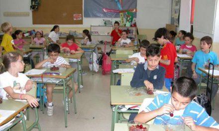 Más de 60.000 escolares participan en el programa de consumo de frutas para infantil y primaria