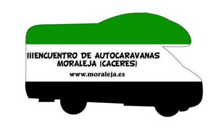 El programa de la III Concentración de Caravanas de Moraleja contempla viajes a Alcántara y Torrecilla