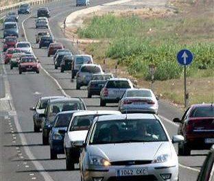 Tráfico prevé que se superen los 250.000 desplazamientos en la región durante el periodo de Semana Santa