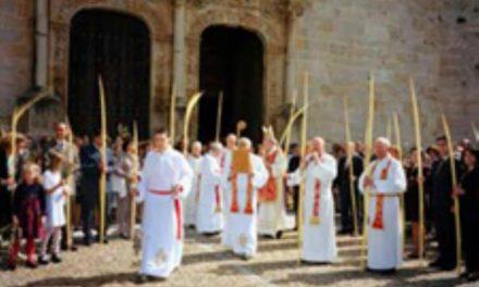 La ciudad de Coria dará comienzo este domingo a la Semana Santa con la Procesión de Palmas