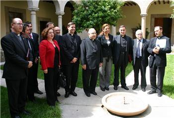 La Junta destinará tres millones de euros anuales para la recuperación del patrimonio eclesiástico