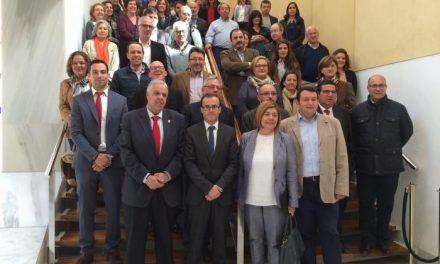 Las diputaciones de Cáceres y Badajoz se reúnen con la FEMPEX para abrir nuevas líneas de trabajo
