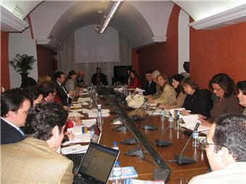 Representantes de centros tecnológicos extremeños y portugueses abordan proyectos transfronterizos
