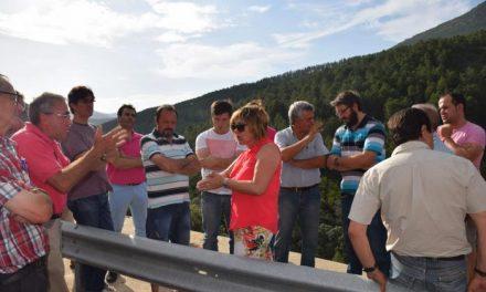 Diputación licita las obras de la carretera de Las Mestas por un presupuesto base de más de un millón de euros