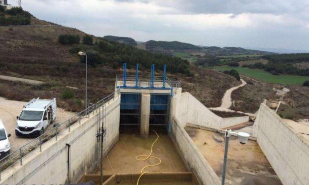 Extremadura estudia el sistema de regadío del Canal de Navarra y valora su aplicación en la región