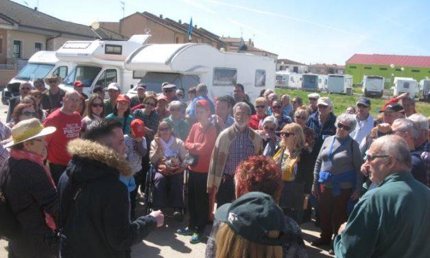 La III Concentración de Autocaravanas de Moraleja abre sus puertas este jueves con más de 150 vehículos