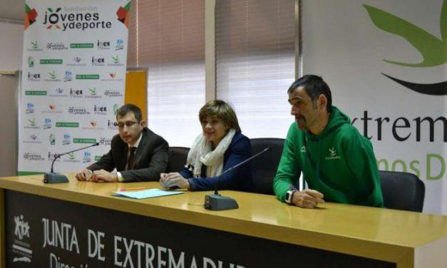 La Fundación Jóvenes y Deporte pone en marcha el programa 'Vive Sin Trampas Extremadura'