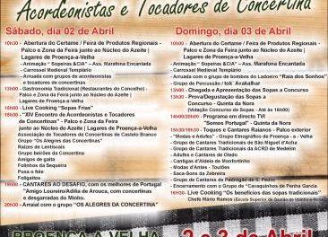 Proença-a-Velha celebrará este fin de semana el XIV Festival de las Sopas Tradicionales