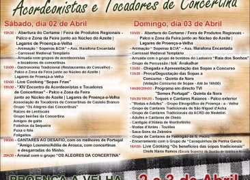 Proença-a-Velha espera recibir numeroso público en el XIV Festival de las Sopas Tradicionales
