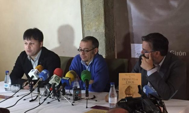 El placentino Diego Neria narra su experiencia como primer transexual que se reúne con el Papa