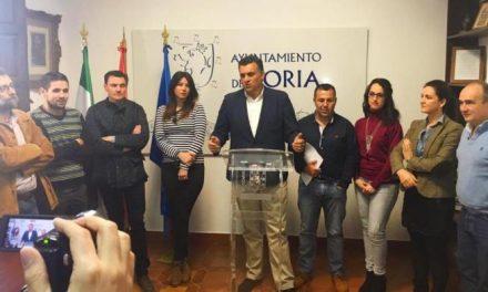 El PP firma un acuerdo con la Junta para incluir en los presupuestos regionales el pabellón de Coria