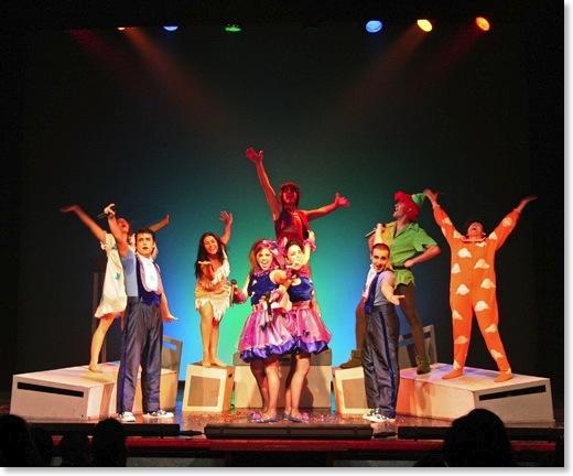 El espectáculo Sueños…el musical de los cuentos se interpretará en Valencia de Alcántara hoy a las 20.30