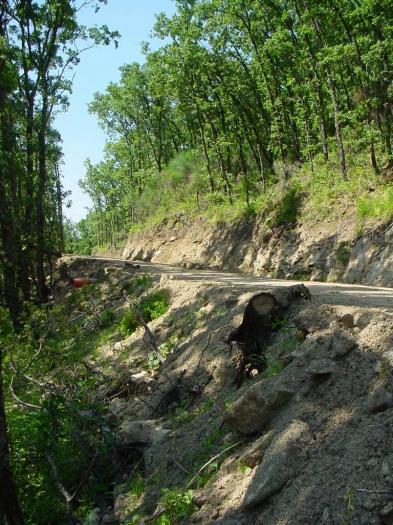 Agricultura repara varios caminos rurales en la provincia de Cáceres con una inversión de 151.000 euros